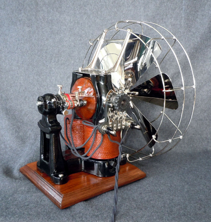What Was The First Electric Fan : Invention and innovation questions related keywords